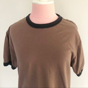 Urban Outfitters Mens Crew Neck T-shirt
